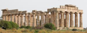 Tempio E di Selinunte