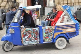 Ape tour Palermo_
