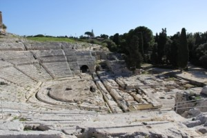 Teatro Greco di Siracusa 10