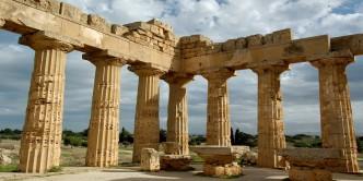 Selinun tempio